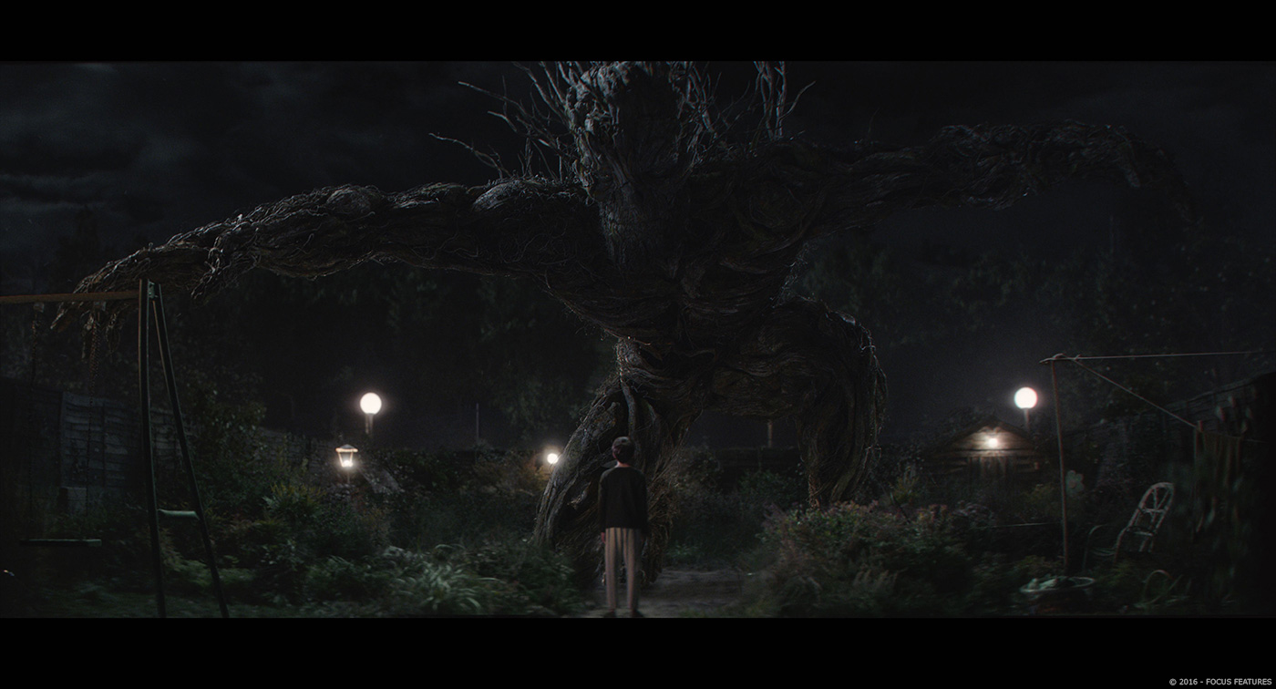 a monster calls ferran domenech vfx supervisor mpc