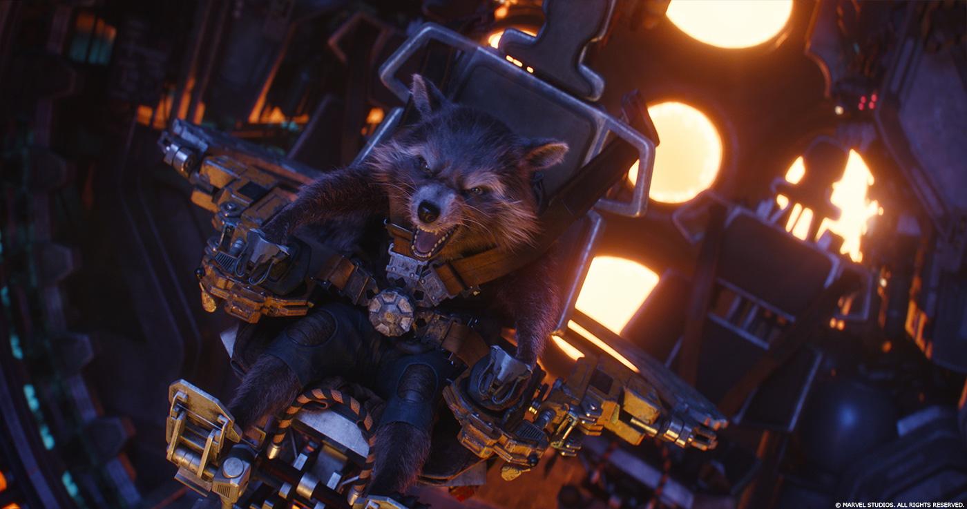 Avengers Infinity War Greg Steele Vfx Supervisor Method