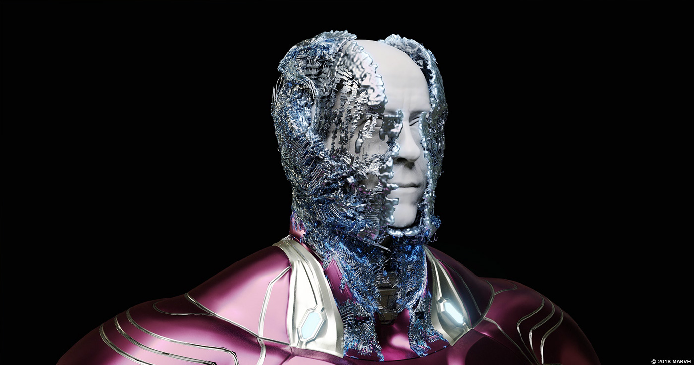Infinity Armor Marvel