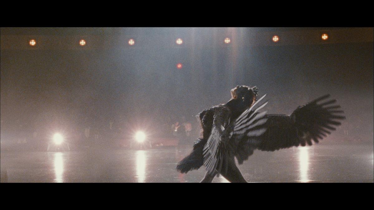 Black swan sex scene