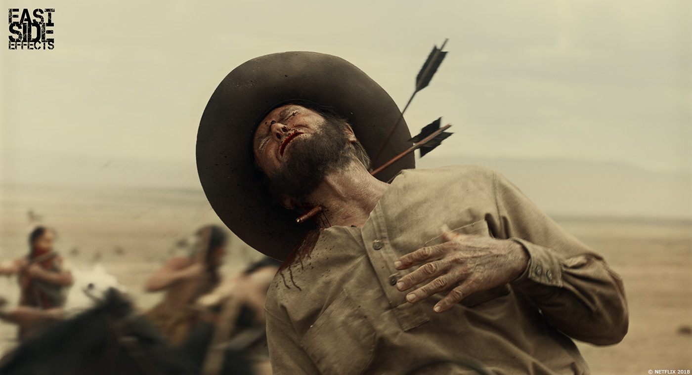 the ballad of buster scruggs: alex lemke & michael huber - overall
