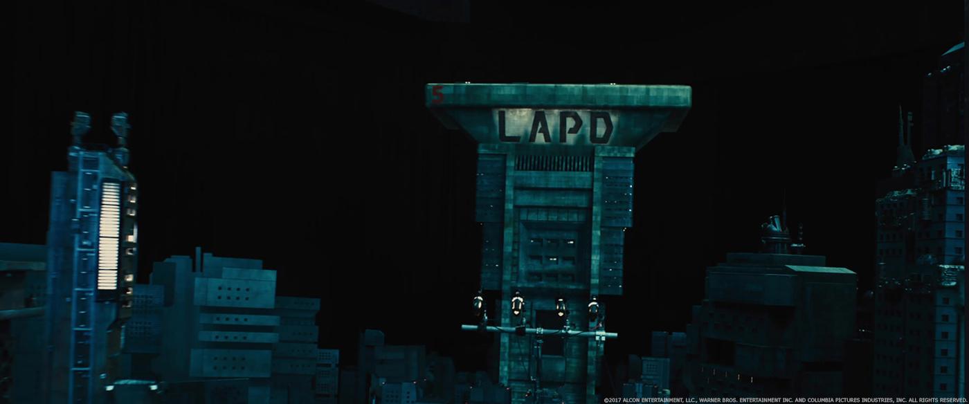 Blade Runner 2049 John Nelson Overall Vfx Supervisor