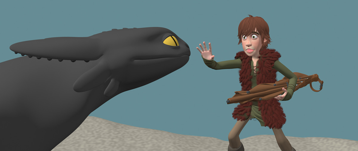 how to train your dragon character quiz