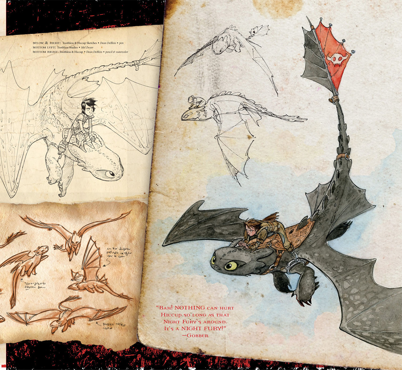 The art of how to train your dragon 2 linda sunshine titan books the art of how to train your dragon 2 linda sunshine titan books ccuart Image collections