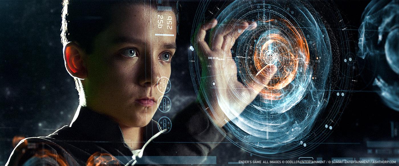 Ender S Game Ash Thorp Lead Motion Graphics Designer
