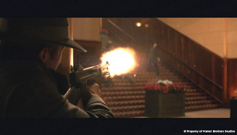 GANGSTER SQUAD: Dan Levitan - VFX Supervisor - Hammerhead