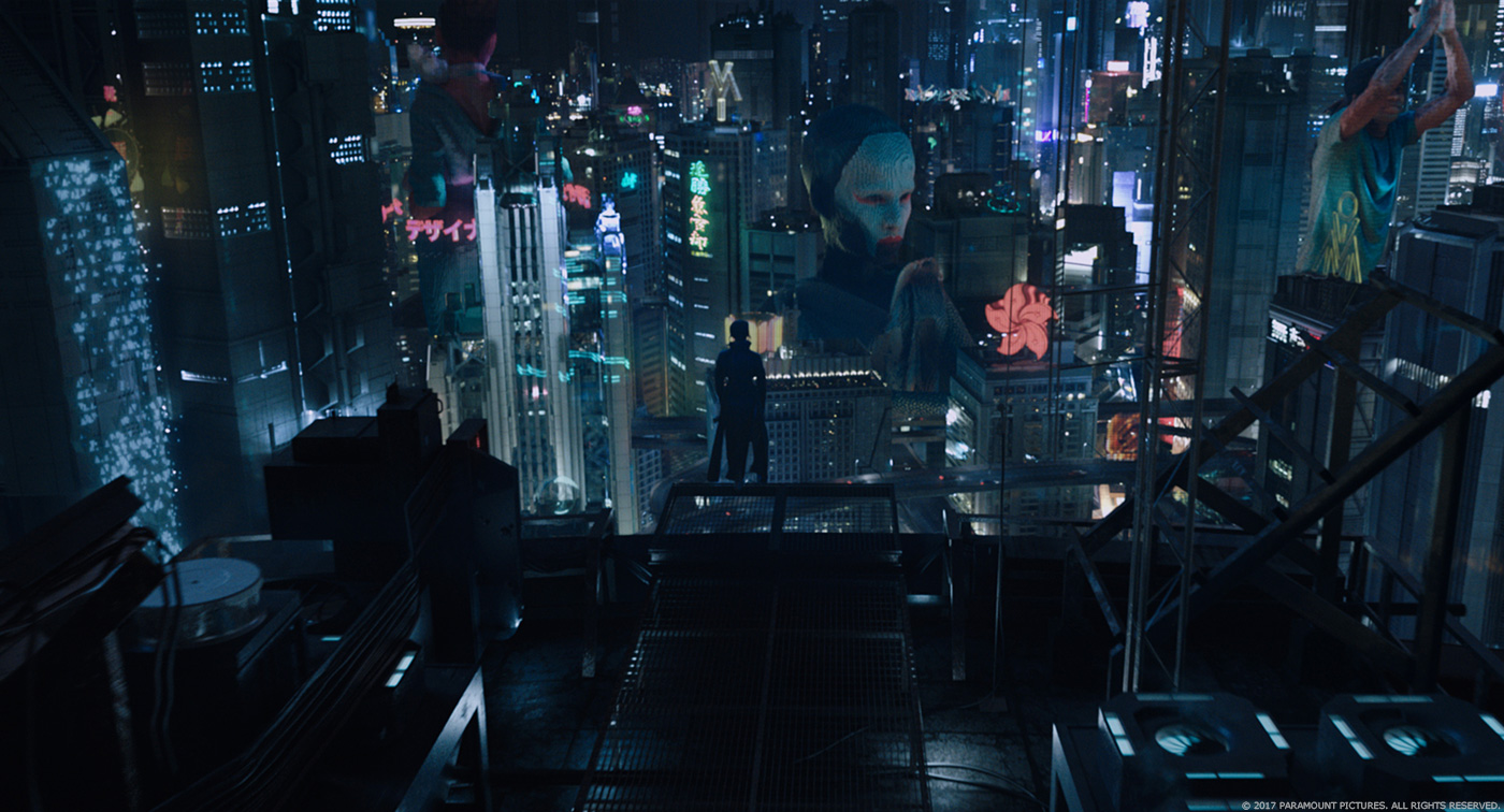 Ghost In The Shell Guillaume Rocheron Overall Vfx