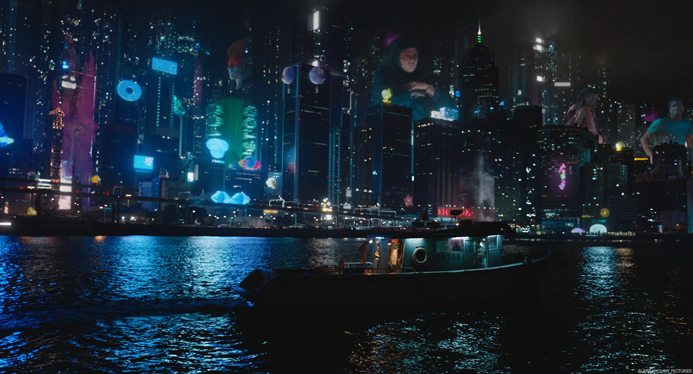 GHOST IN THE SHELL Seth Hill