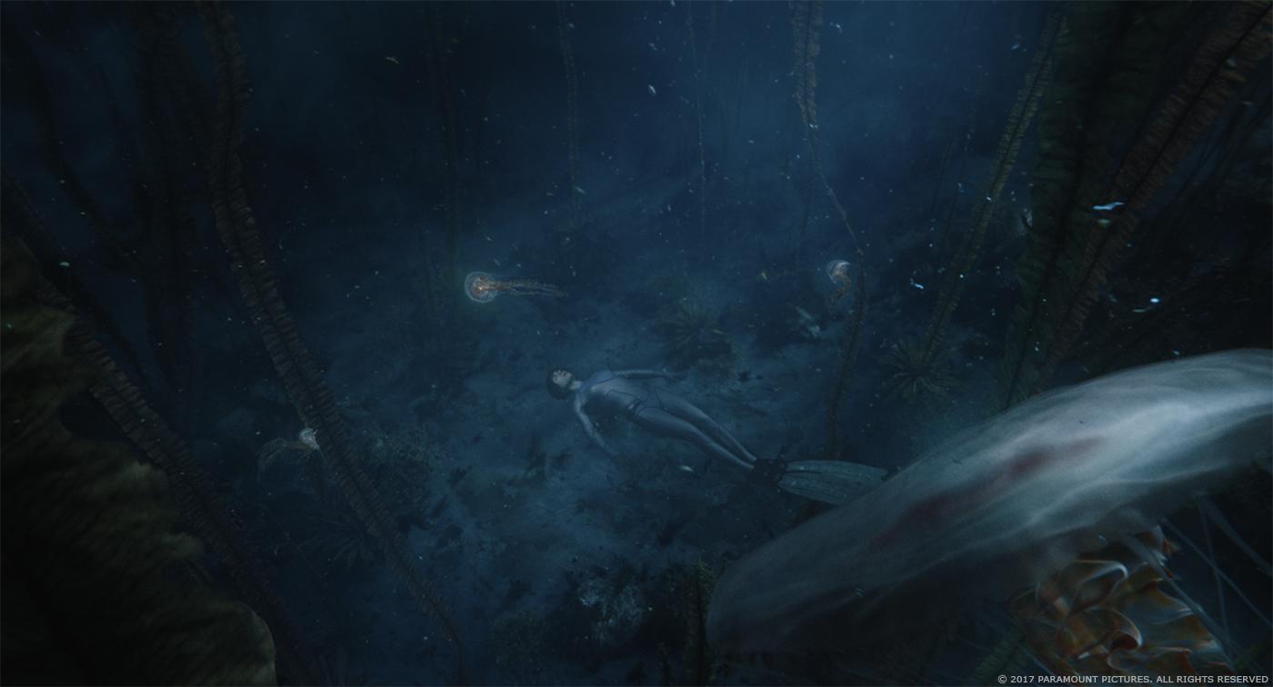GHOST IN THE SHELL: Ivan Moran - VFX Supervisor - Framestore