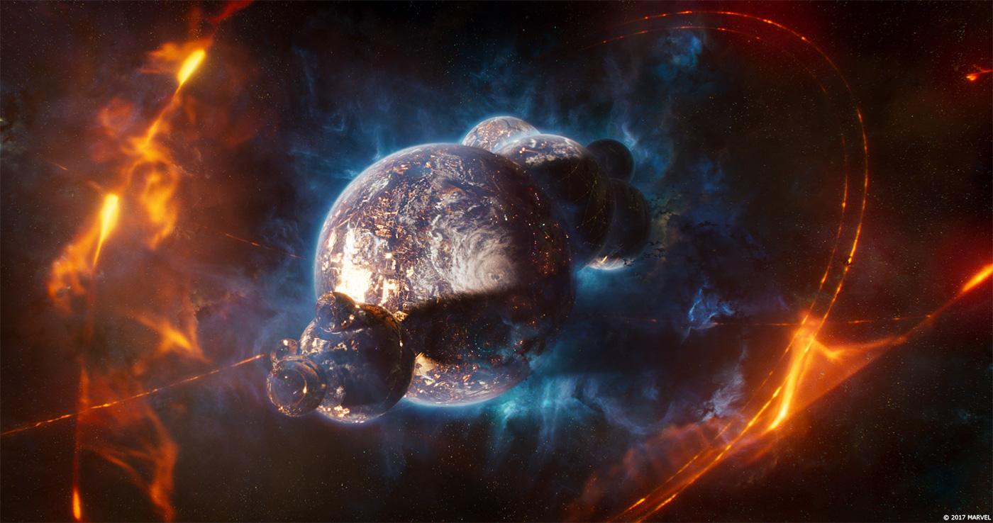 GUARDIANS OF THE GALAXY VOL  2: Arslan Elver - Animation