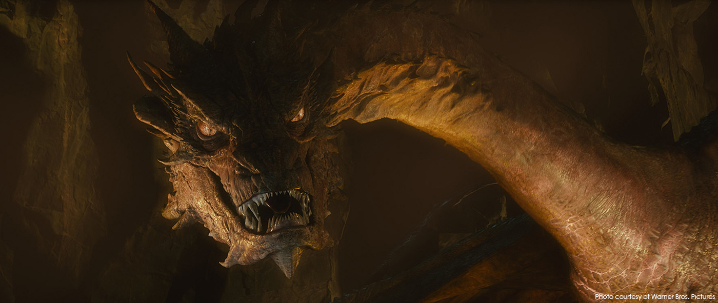THE HOBBIT DESOLATION OF SMAUG Eric Saindon VFX