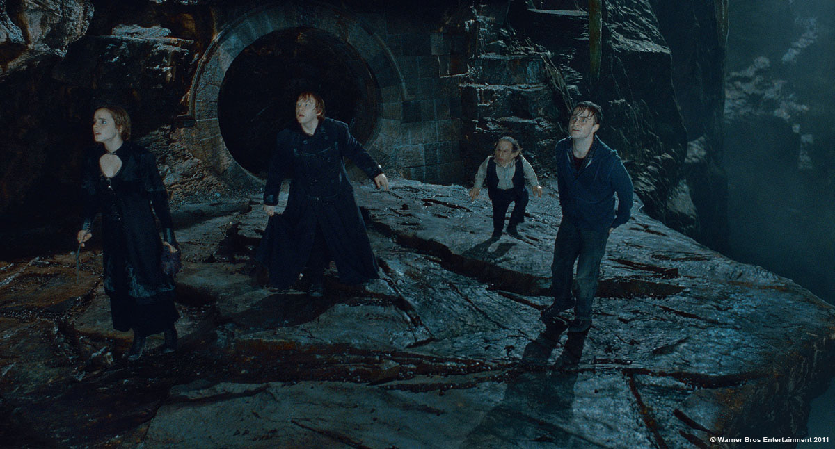 negative influences of harry potter Harry potter and the half-blood prince looks a lot more photoreal, and   suggests paul franklin, double negative's visual effects supervisor.