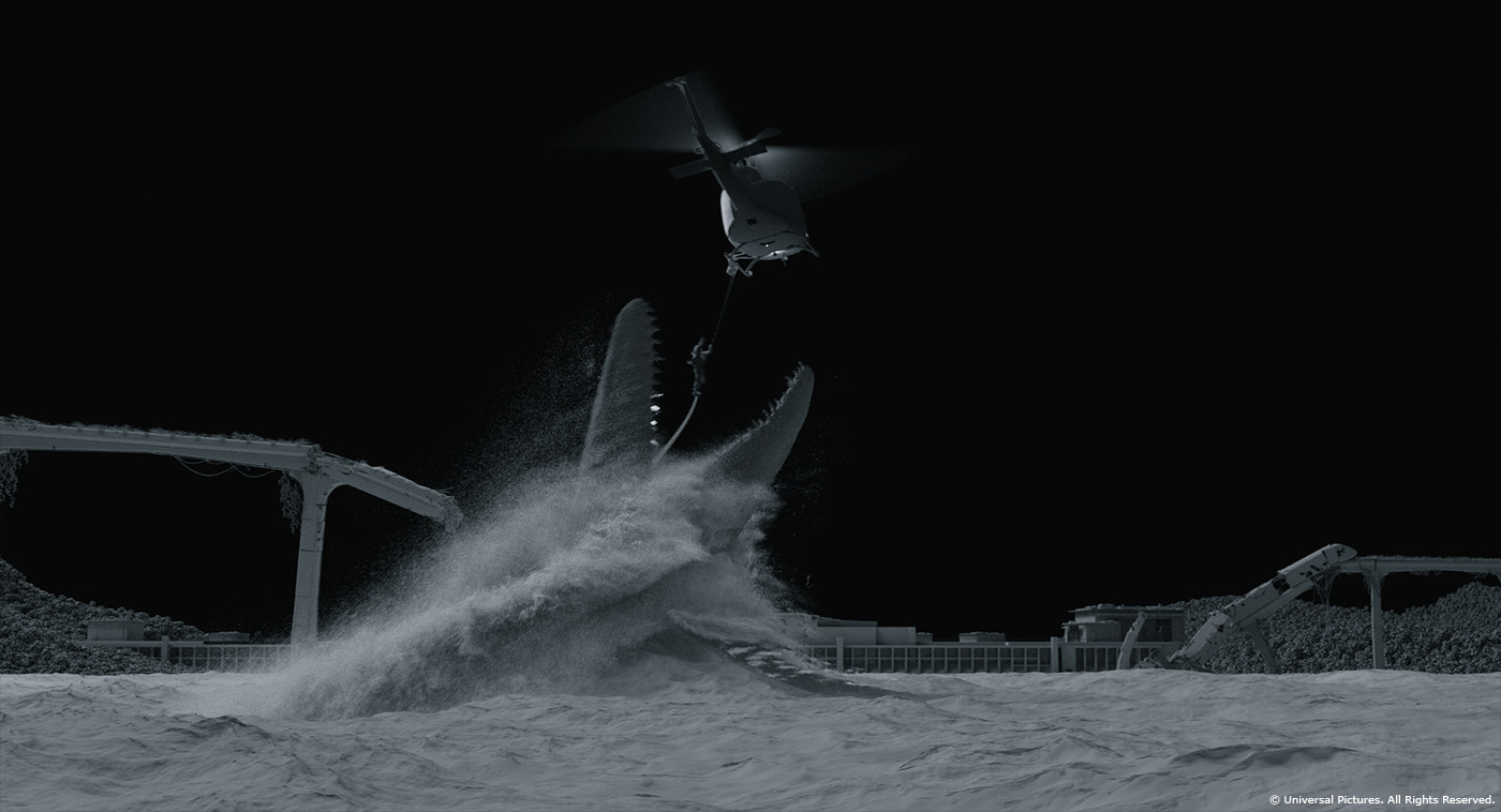 JURASSIC WORLD - FALLEN KINGDOM: Pietro Ponti - VFX Supervisor