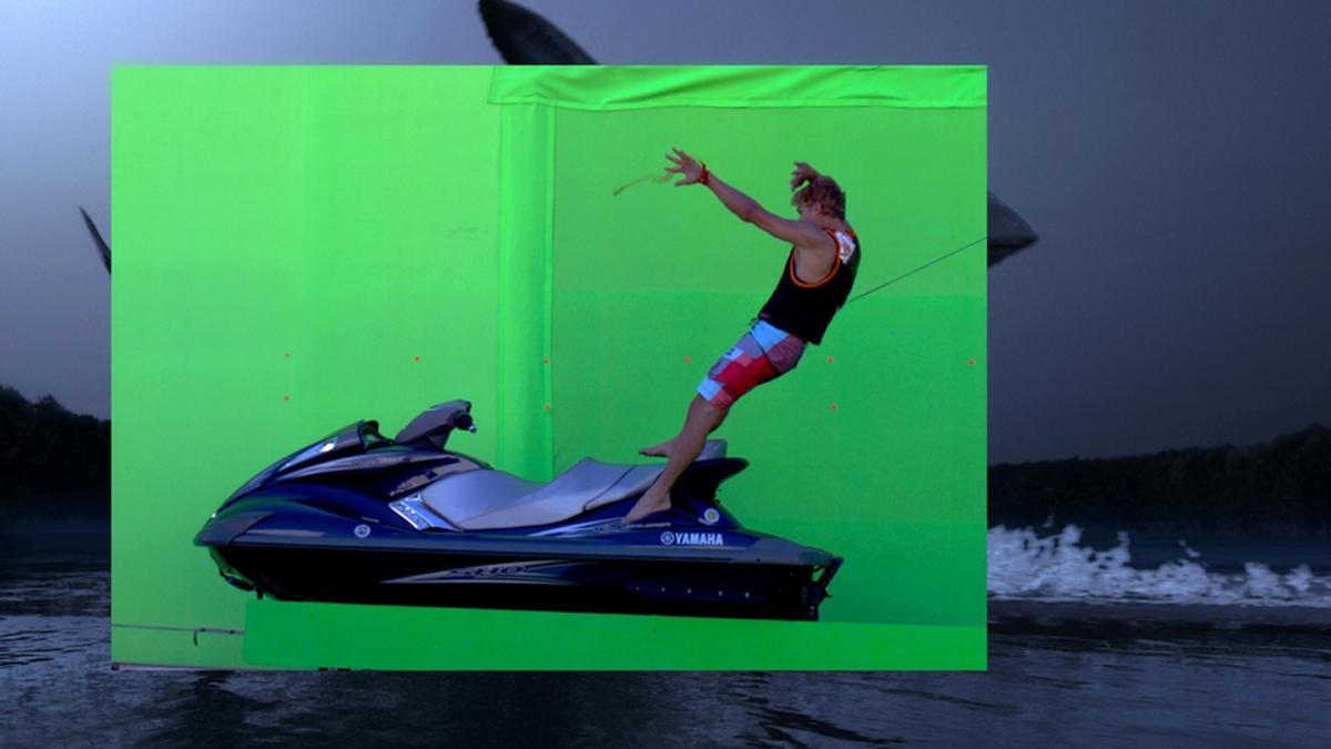 SHARK NIGHT 3D: Petar Jovovic - VFX Supervisor - Crater Studio - The Art of  VFXThe Art of VFX
