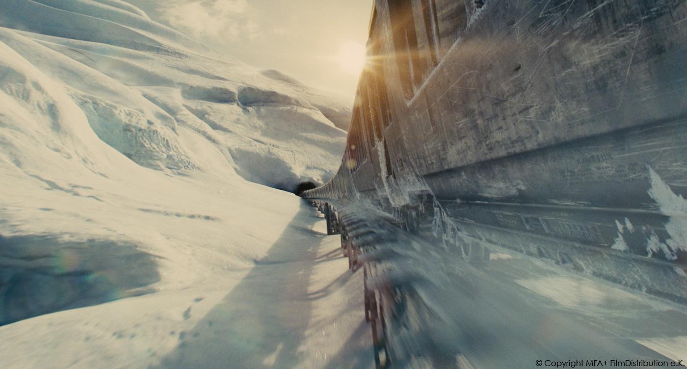 SNOWPIERCER: Michel Mielke - VFX Supervisor - Scanline VFX ...