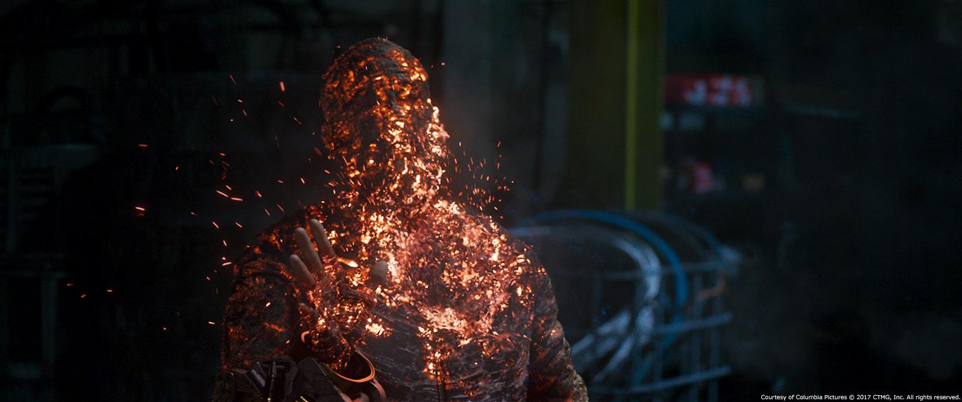 Spider Man Homecoming Brendan Seals Amp Kevin Souls Vfx