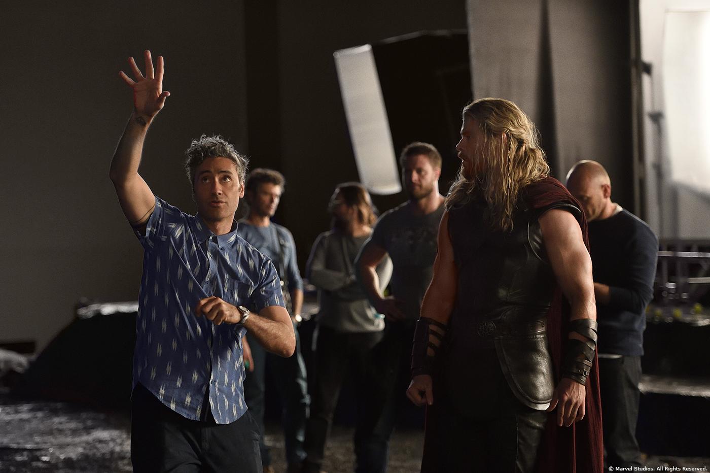 THOR - RAGNAROK: Jake Morrison - Overall VFX Supervisor - Marvel