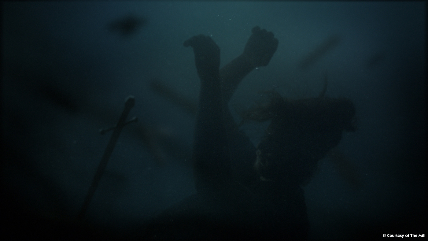 VIKINGS Main Title Westley Sarokin VFX Supervisor The Mill