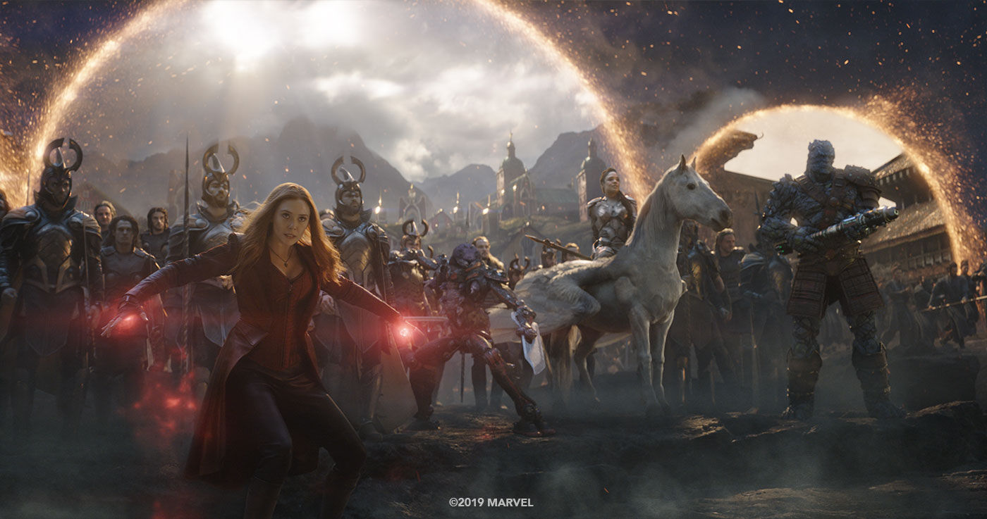 Creative Supervisor Talks About New Avengers Game
